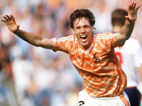 Marco van Basten, greatest dutch footballers