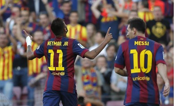 Barcelona vs Granada CF: Messi, Neymar Take Plaudits and Defense proves worthy deal , Barcelona vs Granada, Neymar Hat-trick
