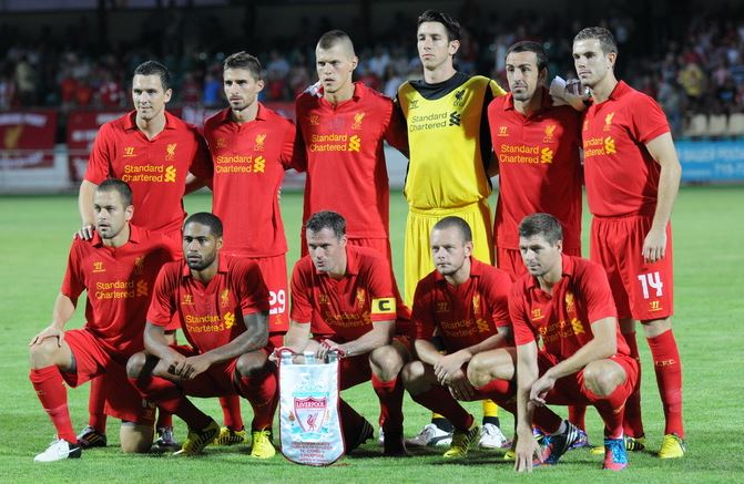 Top 10 Highest Selling Club Soccer Jerseys, liverpool fc, club football jerseys, official shirts