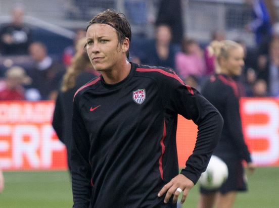 Top 10 Famous Female Soccer, woman player, Players of All Time, best female footballer, women soccer player, Abby Wambach
