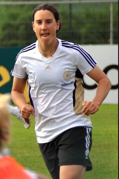 Top 10 Famous Female Soccer Players of All Time, woman soccer star, female football star, Birgit Prinz