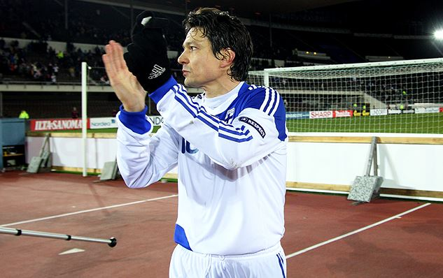 Top 5 Soccer Superstars who never played in a World Cup, jari litmanen, finland soccer