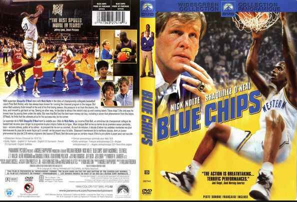 Top 10 Best Basketball Movies, Blue Chips (1994), good basketball movies