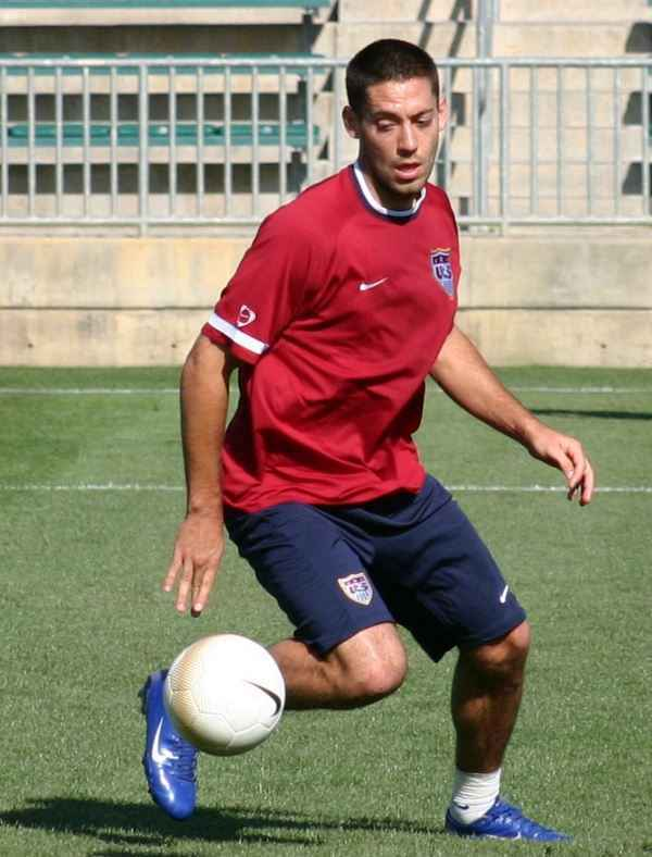 Top 10 Highest Paid MLS Players in 2015, Clint Dempsey