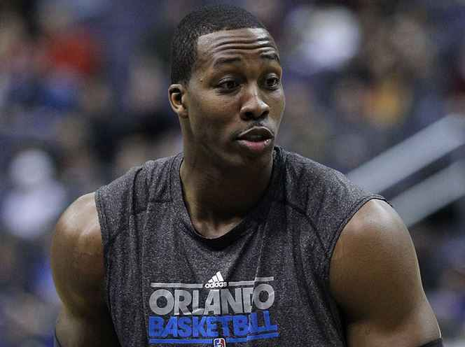 Top 10 Highest Paid NBA Players, Dwight Howard, highest paid in nba