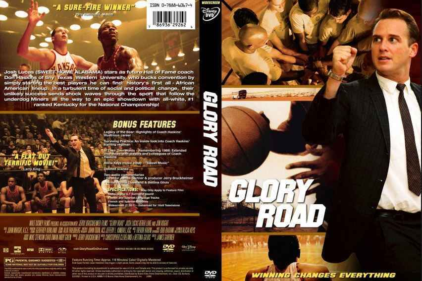Top 10 Best Basketball Movies, Glory Road (2006),