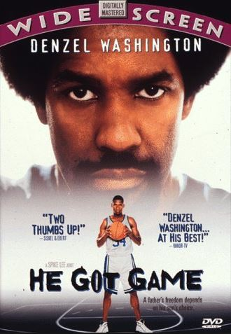 Top 10 Best Basketball Movies, He Got Game (1998)
