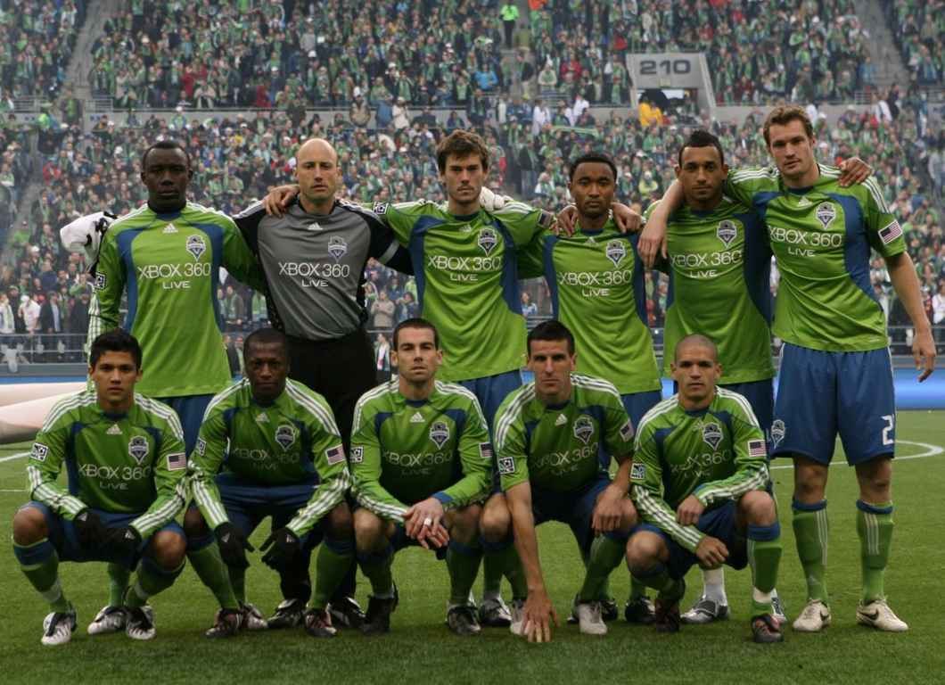 Top 10 Most Valuable MLS Soccer Teams, Seattle Sounders