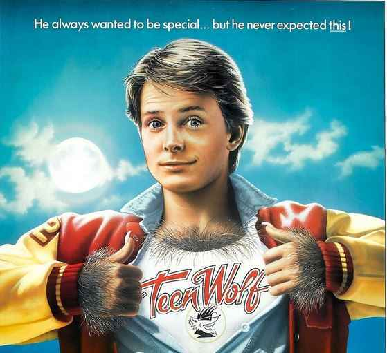 Top 10 Best Basketball Movies, Teen Wolf (1985), great basketball movies