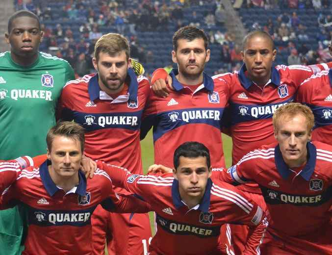 Top 10 Most Valuable MLS Soccer Teams, chicago fire