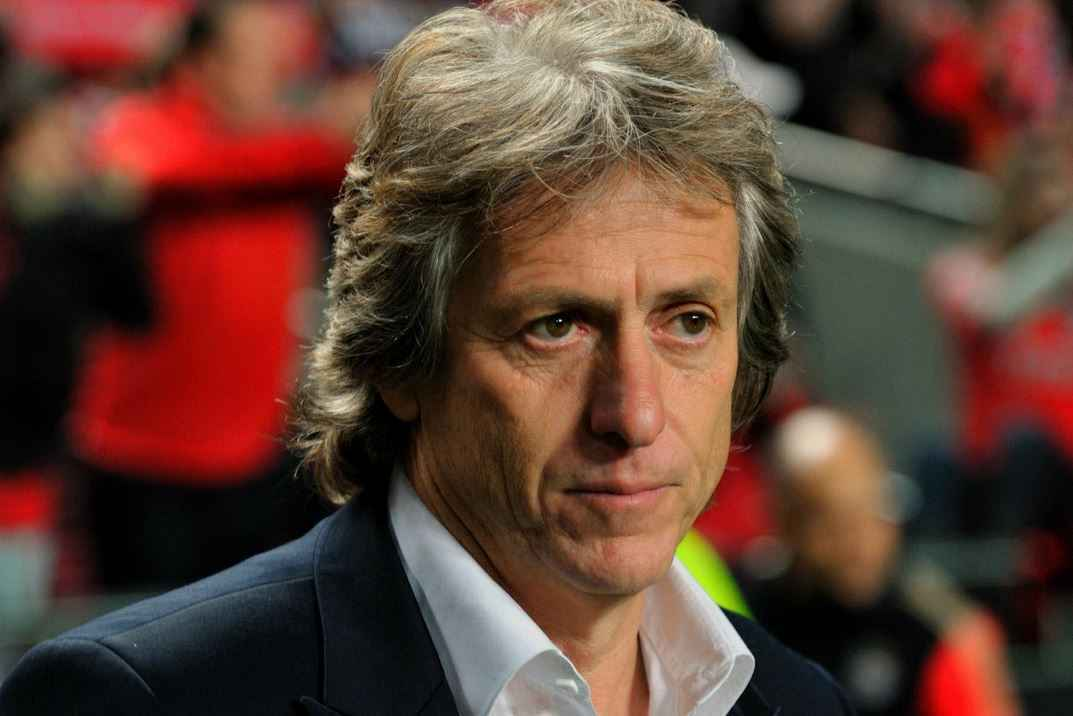 The 10 Highest Paid Football Managers of 2014-2015, Jorge Jesus, benfica soccer manager