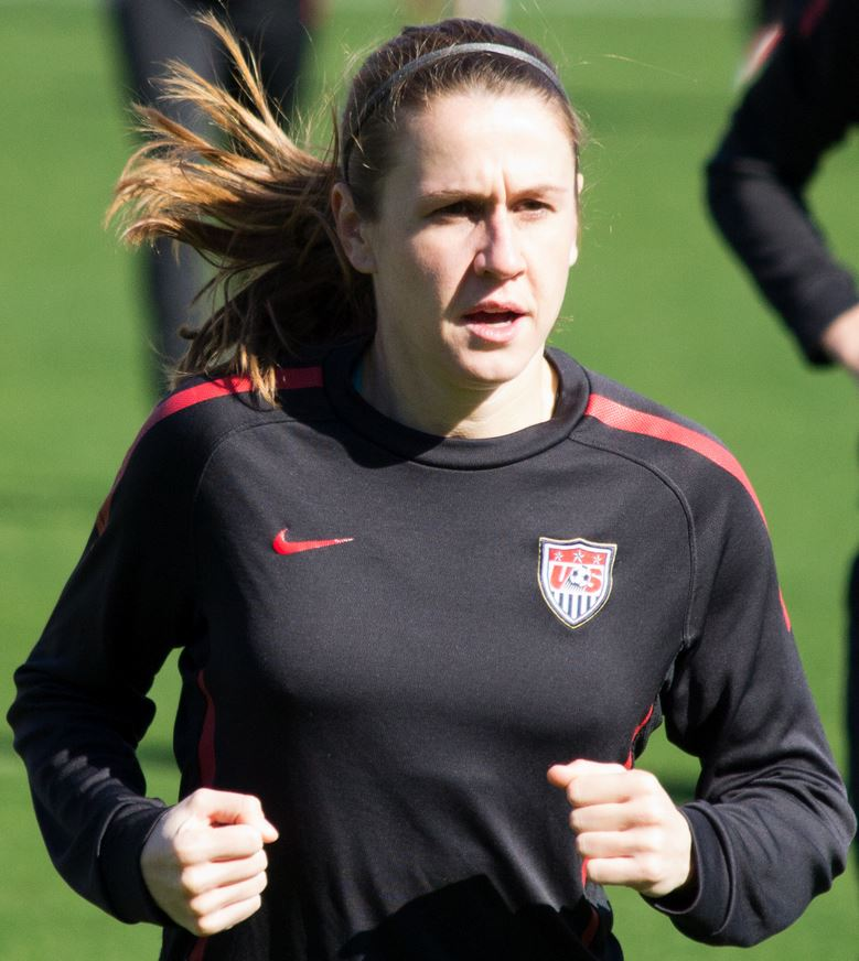 Top 10 Highest Paid Female Soccer Players 2015, Heather O'Reilly