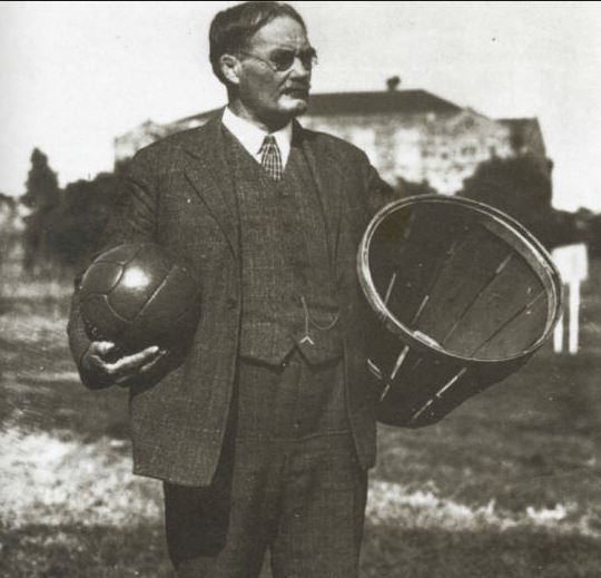 Top 10 Interesting Fun Facts about Basketball, James Naismith, fun facts, interesting facts, creation of basketball