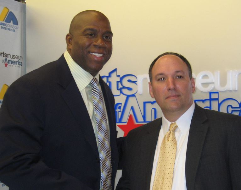 Top 10 Best NBA Players of All Time, Magic Johnson, best players in the NBA history