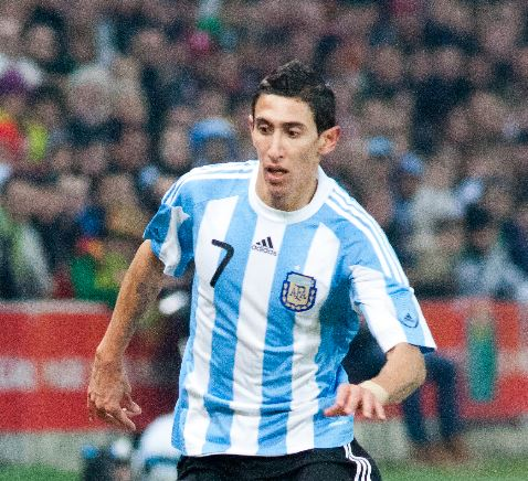 Top 10 Highest Paid Premier League Players in 2015, angel di maria