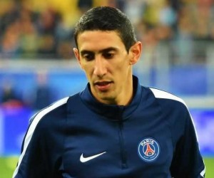 Top 10 Best Soccer Players in the World 2015, Ángel di María