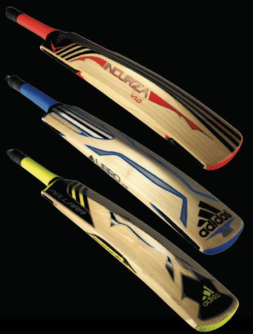 Top 10 Best Cricket Bats in the World 2015, Adidas Incurza