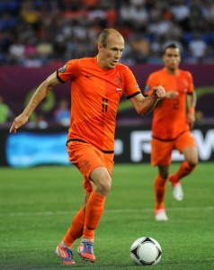 Top 10 Best Soccer Players in the World 2015, dutchman, best soccer players, Arjen Robben