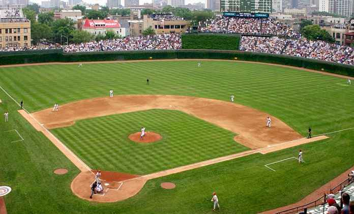 Top 10 Most Popular Sports in America, Baseball, most watched in USA