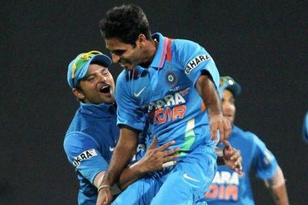 Top 10 Best Young Cricketers in 2015 ICC World Cup, Bhuvneshwar Kumar