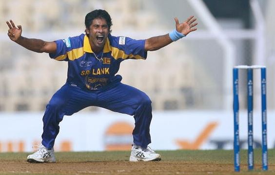 Top 10 Bowlers with Most Wickets in ODI Cricket History, Chaminda Vaas