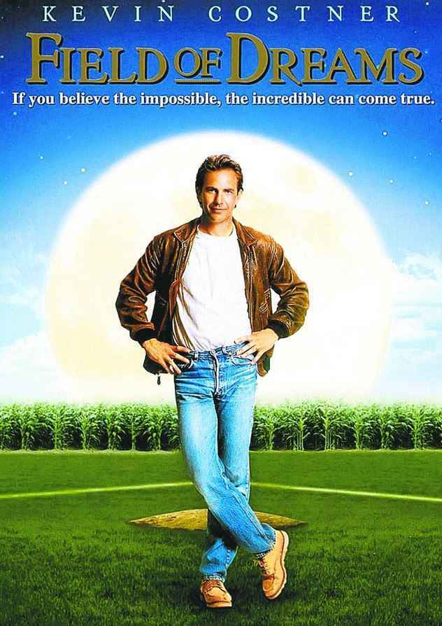 Top 10 best sports movies of all time field of dreams