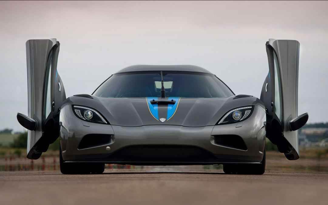 Top 10 Best Sports Cars in the World 2015, KOENIGSEGG AGERA R
