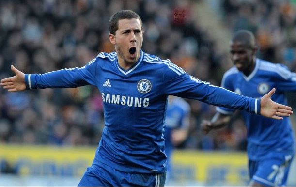 Top 10 FIFA 15 Player Ratings | FIFA 15 Best Players, LM Eden Hazard