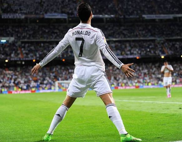 Top 10 FIFA 15 Player Ratings | FIFA 15 Best Players, LW Cristiano Ronaldo