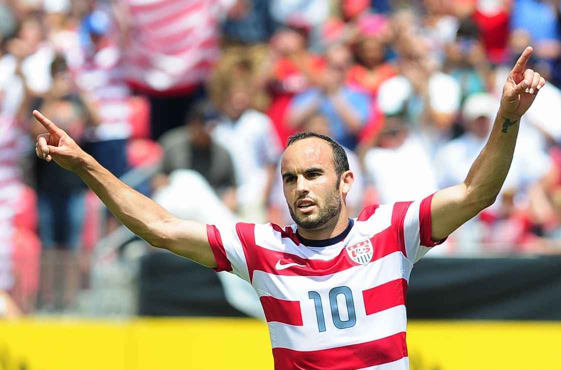 Top 10 Best American Soccer Players | USA Soccer Players, Landon Donovan