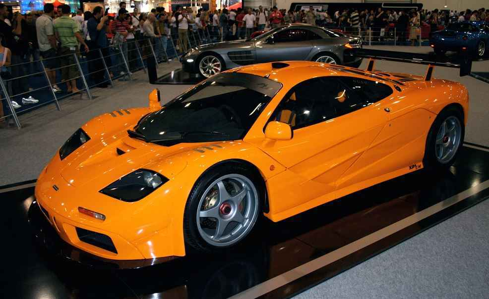 top 10 best sports cars in the world 2015 mclaren f1 - Coolest Cars In The World 2015