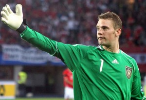 Top 10 Best Soccer Players in the World 2015, Manuel Neuer, best goalkeeper