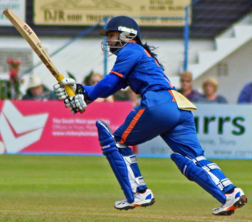 Top 10 best women cricketers of the world 2015, Mithali Raj