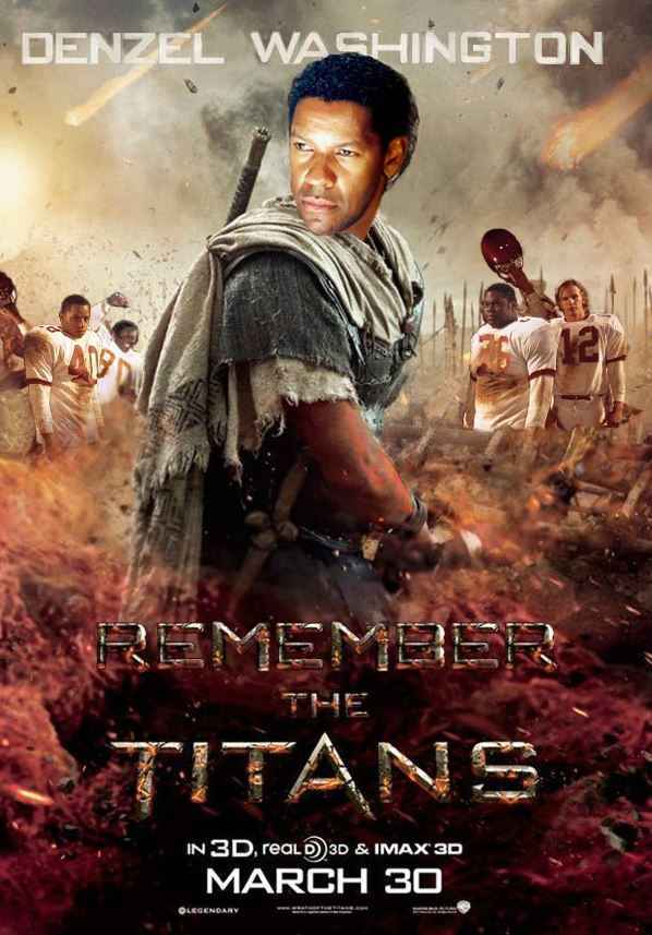 essay about the movie remember the titans The movie remember the titans does not present any serious social issues that occur in society i disagree with this statement because there are three.