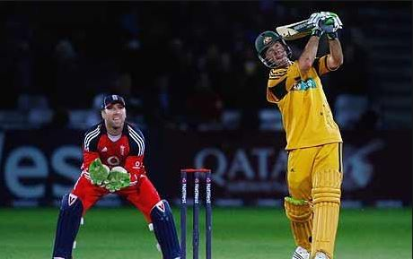 Top 10 Batsmen with Most Sixes in ODI Cricket, Ricky Ponting