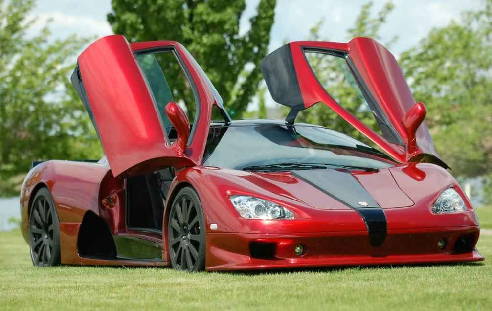 Top 10 Best Sports Cars in the World 2015, SSC ULTIMATE AERO