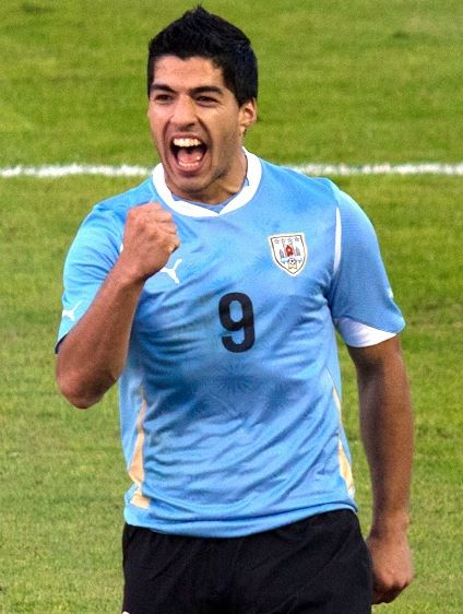 Top 10 FIFA 15 Player Ratings | FIFA 15 Best Players, ST Luis Suarez