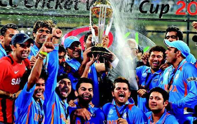 2015 World Cup: Defending champions India down but not out, defending champions, india team