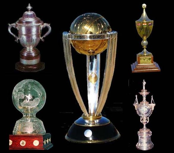 ICC World Cup 2015 | 15 Interesting Facts about ICC Cricket World Cup, trophy,