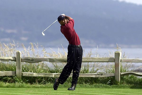 Top 10 Best Golfers of all time, TIGER WOODS