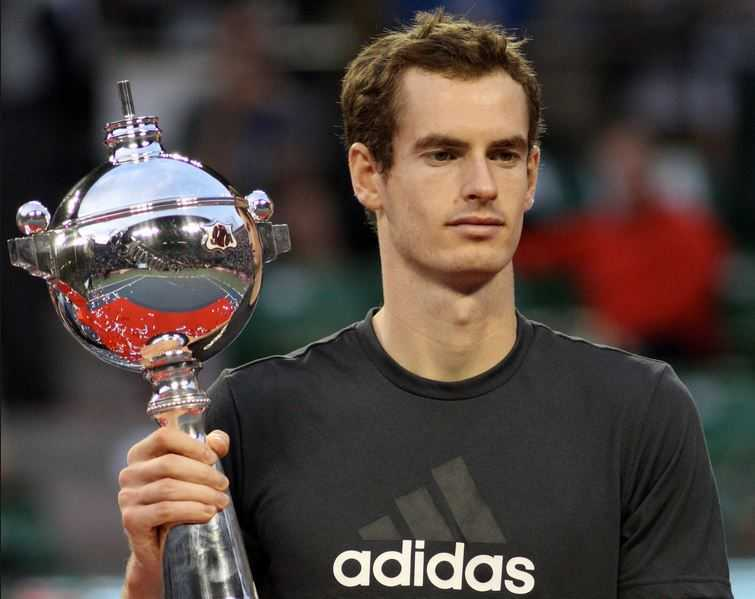 World Tennis Hall of Fame 2015 Members, Andy Murray
