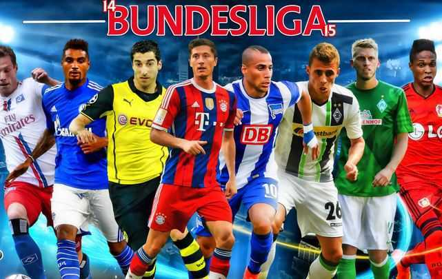 Top 10 sports leagues in the world, Bundesliga