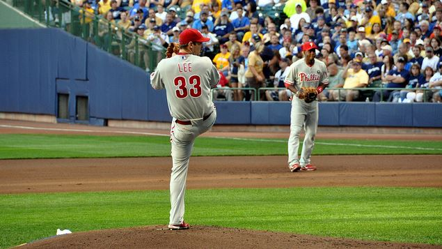 Top 10 Highest Paid Baseball Players 2015, Cliff Lee