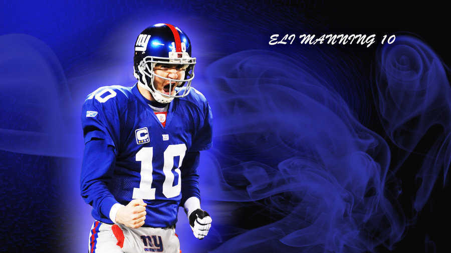 Top 10 Highest Paid NFL Players 2015, Eli Manning