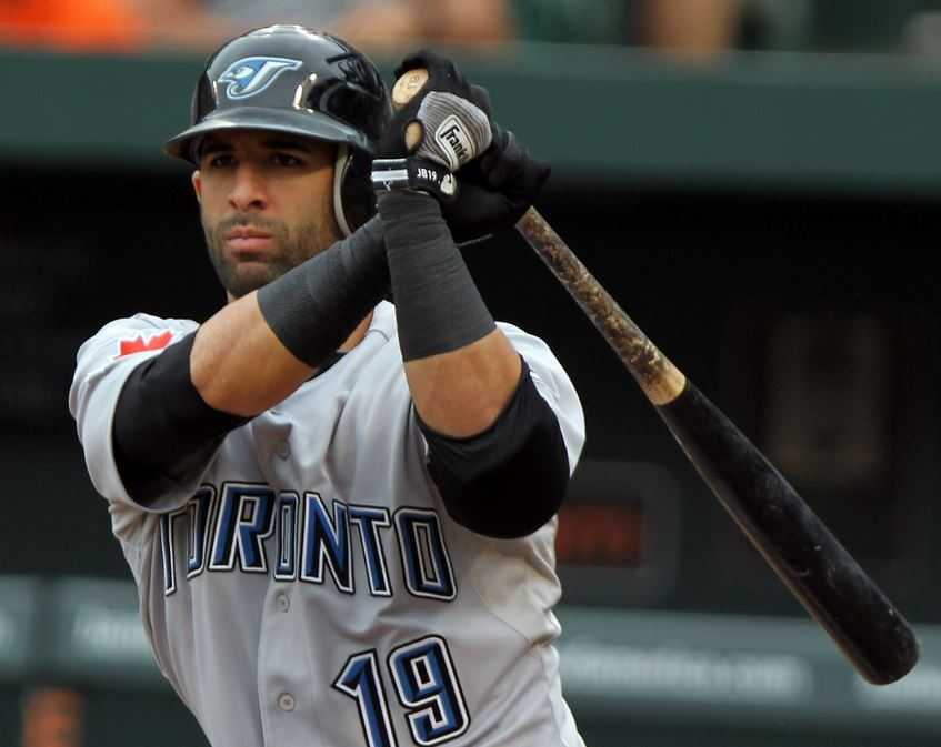 World Baseball Hall of Fame 2015 Members, Jose Bautista