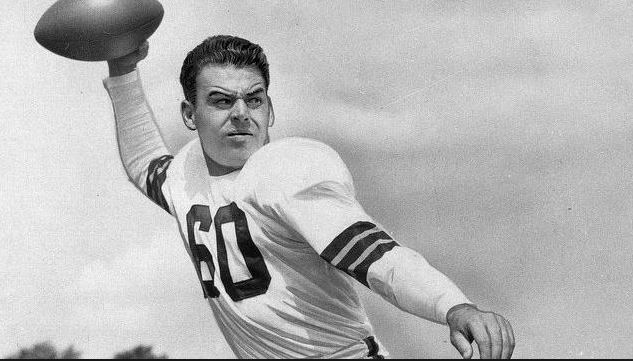 Top 10 Best NFL Quarterbacks of All time, Otto Graham