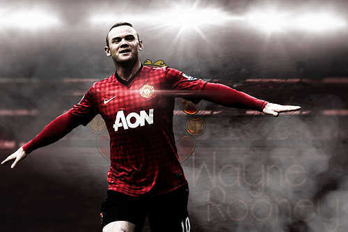 Premier League All time Top Goal Scorers, Wayne Rooney