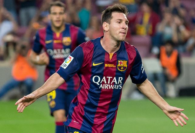 UCL 2015 Final: Barcelona's Triumph Built on Teamwork, lionel messi