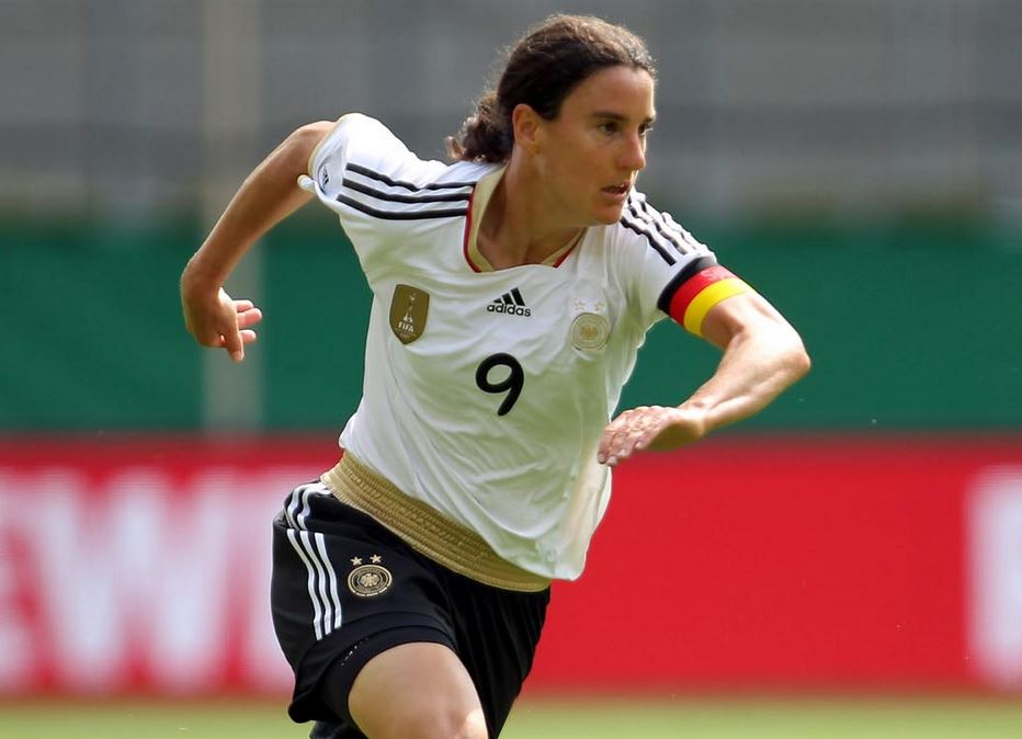 Top 10 Best Female Soccer Players of all time, Birgit Prinz