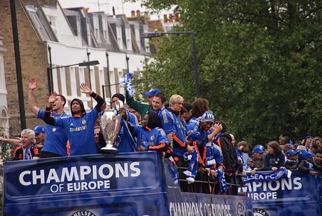 Top 10 Most Successful English Football Clubs, Chelsea